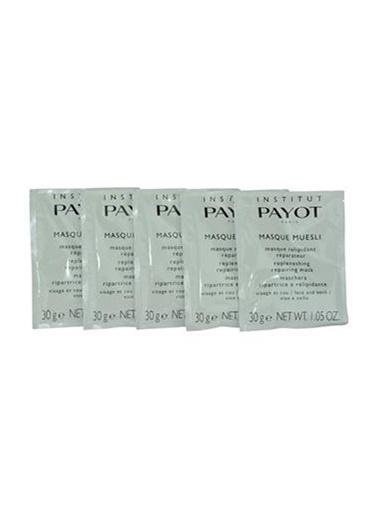 Payot Payot 5 Besleyici Bakım Maskesi Müsli Repl İçeren Nutri Solüsyonu Renksiz